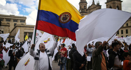 Why continued US support is crucial for Colombia's peace process