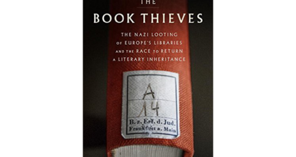 'The Book Thieves' reveals the story of the Nazi assault on books