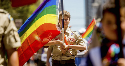 Boy Scouts to admit transgender boys: Why the shift?