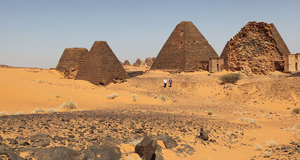 Top Picks: PBS's 'Great African Civilizations,' Sampha's 'Process,' and more