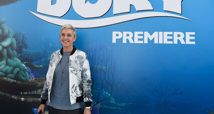Ellen DeGeneres uses 'Finding Dory' as a metaphor for Trump's travel ban