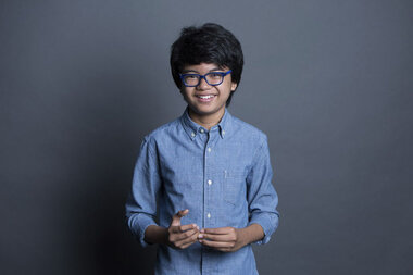 13-year-old jazz pianist Joey Alexander goes back to the Grammys