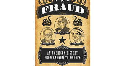 Is fraud an American tradition?