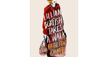 'Lillian Boxfish Takes a Walk' celebrates a remarkable NY character