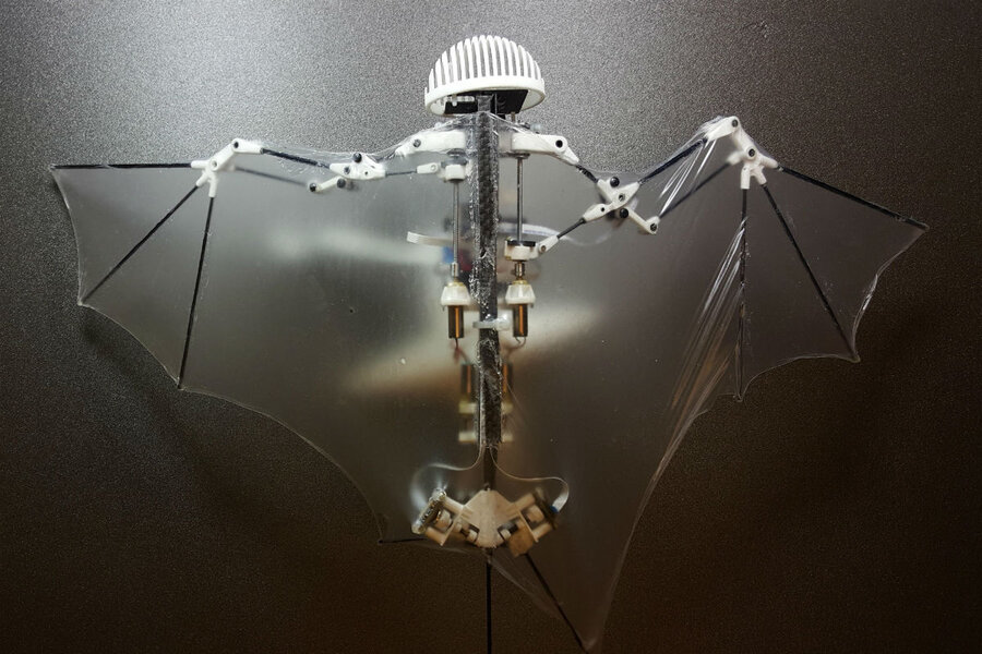 This 'Bat-bot' drone makes the Batmobile look obsolete