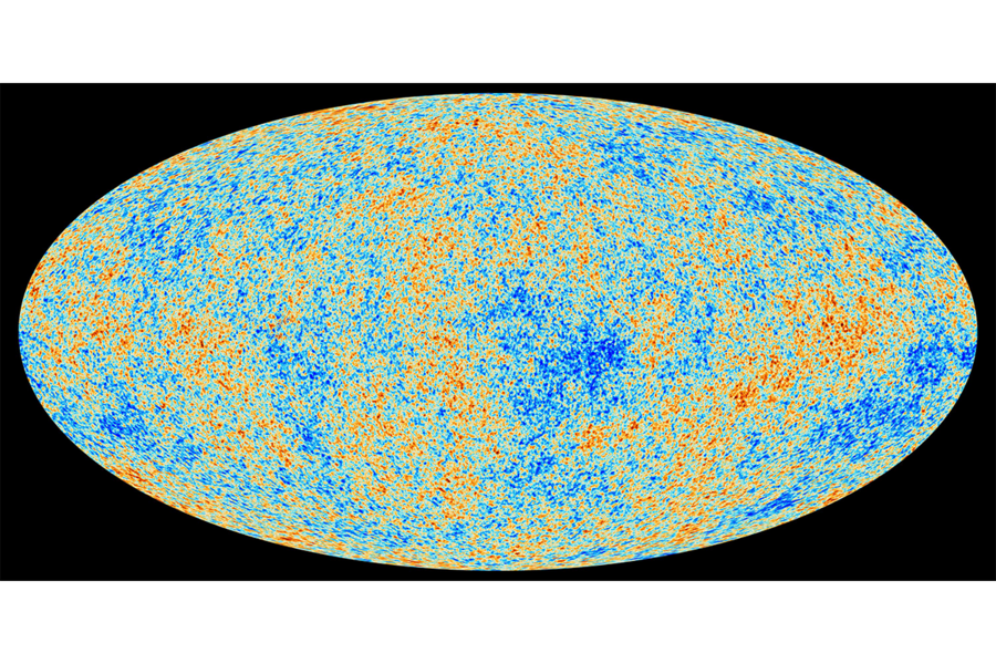 Could the universe actually be a flat hologram?