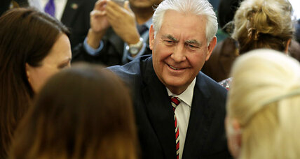 Can Tillerson steer US foreign policy into calmer waters? (+video)