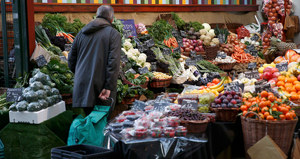 Why are British supermarkets rationing vegetables?