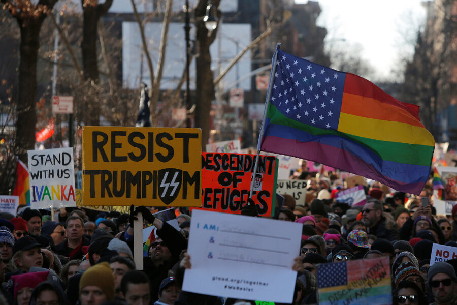 a look at the lgbt community in america Most lesbian, gay, bisexual and transgender adults say americans are becoming more accepting of them about 92% of lgbt adults say society has become more accepting in the past decade, a survey .