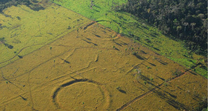Do these ancient 'geoglyphs' hold a secret to preserving the Amazon?