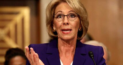 An open letter to Betsy DeVos