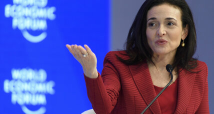 Facebook's Sheryl Sandberg expands family leave time for those who mourn