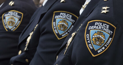 Why is a Muslim cop suing the NYPD?