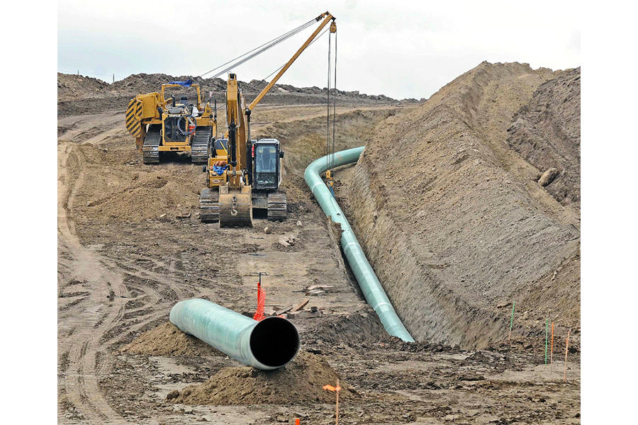 Army issues final permit to construct the Dakota Access Pipeline