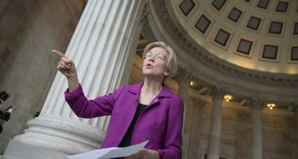 Elizabeth Warren and the rising passions of the Senate (+video)