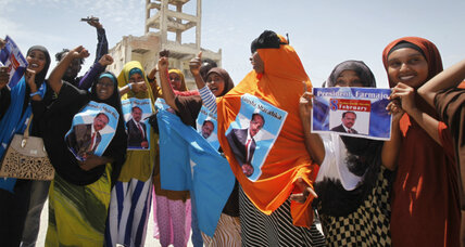 Can Somalia's new leader – a former New York bureaucrat – stabilize his country?