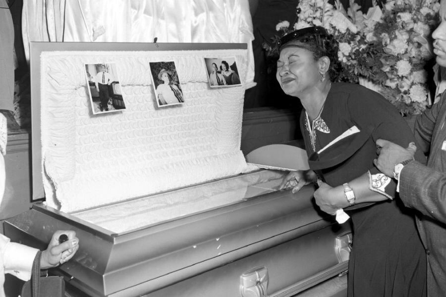 Similiar Esther Rolle Funeral Keywords
