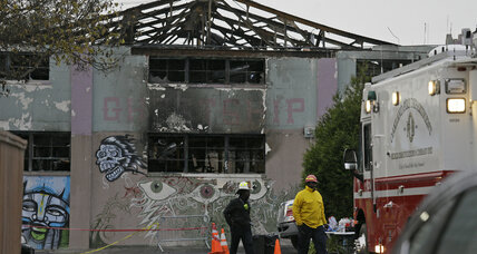 Were Oakland officials aware of hazards before the Ghost Ship ignited?