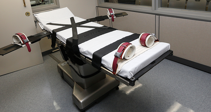Amid controversy over execution drugs, Mississippi eyes firing squad