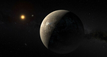Proxima Centauri's 'pale red dot' no Goldilocks planet after all