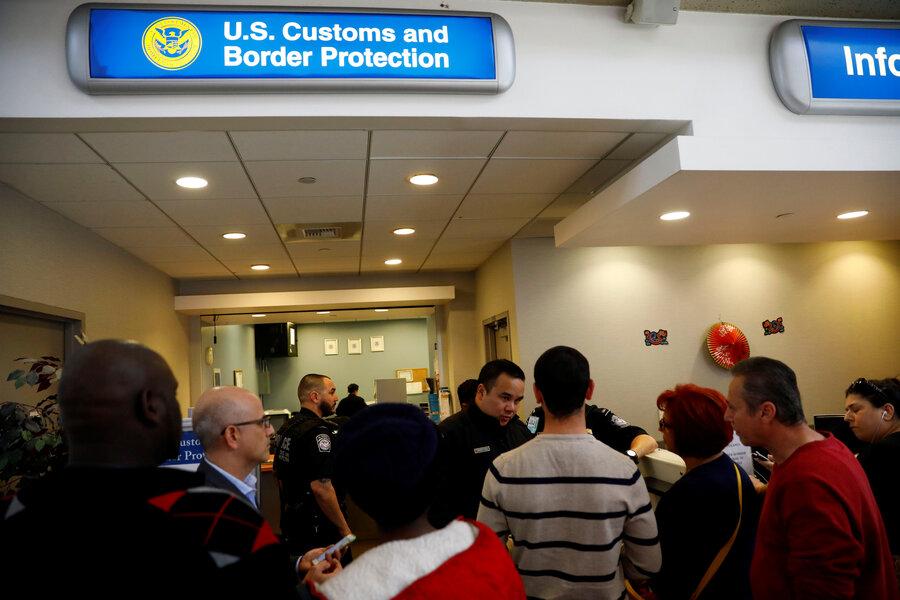 Trump S Immigration Order Vastly Expands Border Surveillance Csmonitor Com
