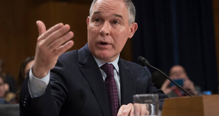 EPA scientists held back from conference: Cost-cutting or something more?