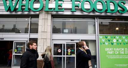 Organic food is more popular than ever, so why is Whole Foods struggling?