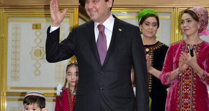 Authoritarian leader to retain power in Turkmenistan