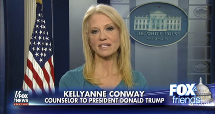 How Kellyanne Conway is still in hot water over Ivanka brand promotion