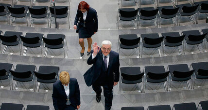 Trump critic Frank-Walter Steinmeier to be Germany's new president