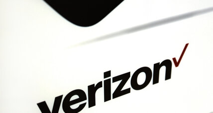 Verizon gives its customers unlimited data plans