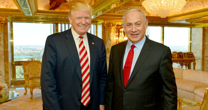 How Netanyahu may benefit from Trump's shift to traditional US stance on Mideast