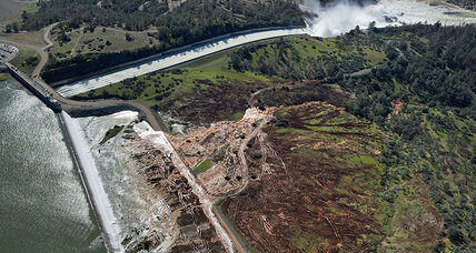 An Oroville message: As climate shifts, so will water strategies