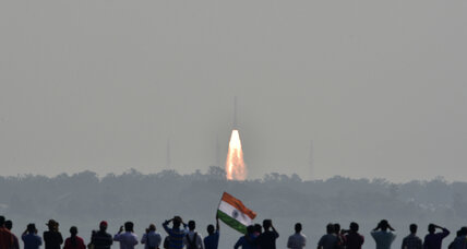 For the record: India launches 104 satellites all at once