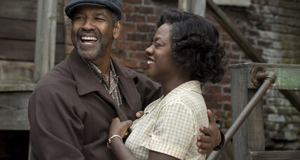 Viola Davis wins best supporting actress Oscar for role as wronged wife 'Fences'