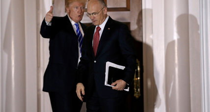 Puzder withdraws nomination to be secretary of labor