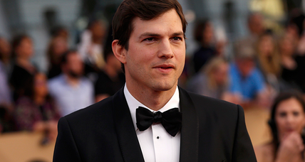 Ashton Kutcher gets serious with Senate testimony on modern slavery