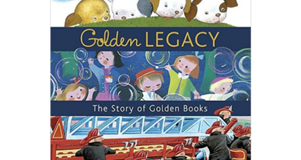 'Golden Legacy' celebrates the literary triumph of the Golden Books