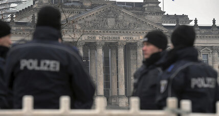 Amid global unrest, Germany rethinks its security – and its place in the world