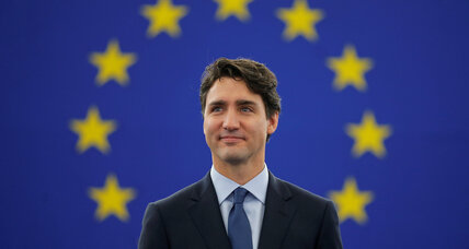 Justin Trudeau thinks an EU-Canada accord could make or break free trade deals. Is he right?