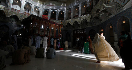 ISIS claims attack targeting Pakistani Sufi worshippers, one of country's worst in years