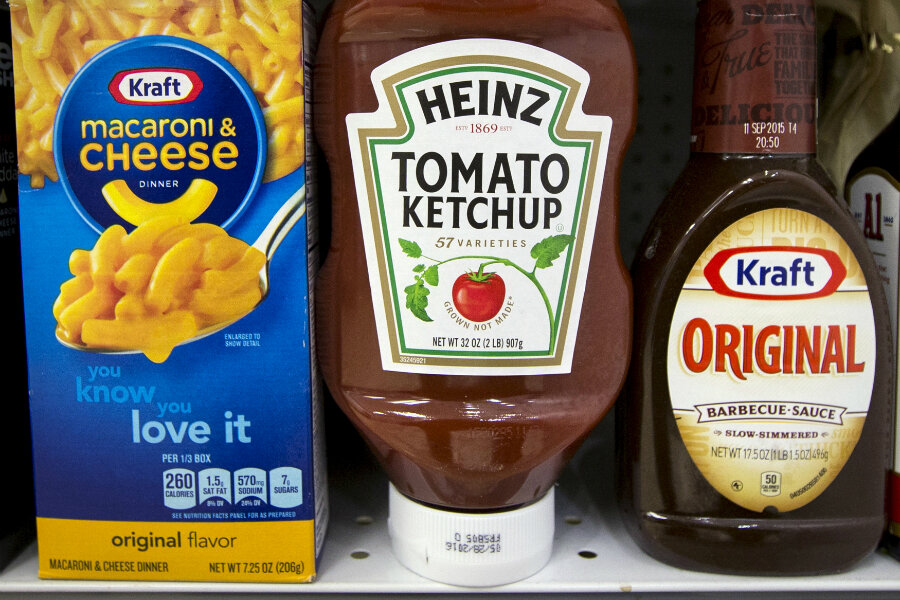 Why Unilever rejected Kraft's proposal for the second-biggest merger ever