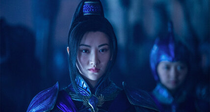 Grand-scale extravaganza in 'The Great Wall' lacks transcendence