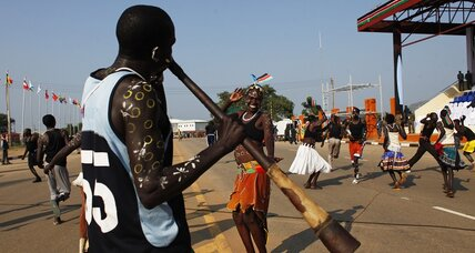 South Sudan and the lure of a gleaming new capital