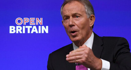 Can Tony Blair stop Brexit?