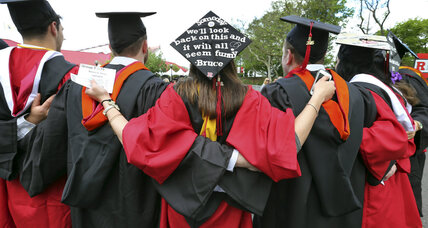 US student debt tops $1.31 trillion: Does Betsy DeVos have a plan?