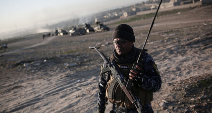 Iraq launches offensive on last Islamic State stronghold in Mosul