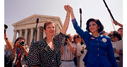 How 'Jane Roe' came to symbolize both pro-life and pro-choice