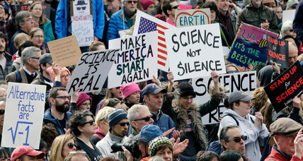 Science activism on the rise: Boston rally is latest iteration