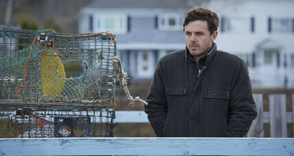 Casey Affleck, troubled janitor in 'Manchester by the Sea,' receives 2017 best actor Oscar
